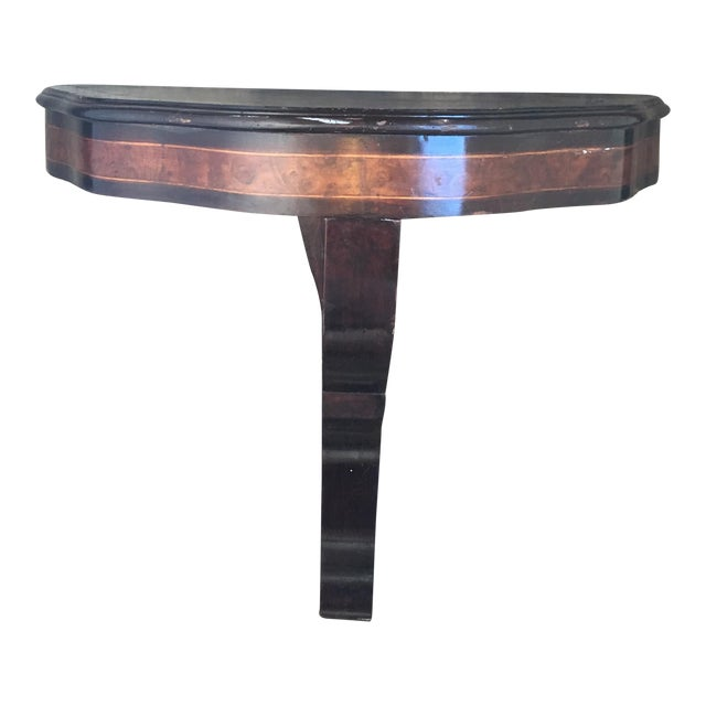 Antique Entryway Wall Table - Image 1 of 11