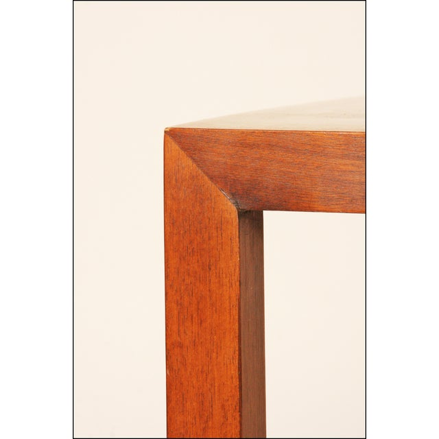Lane Mid-Century Danish Modern Parsons Coffee Table - Image 6 of 11