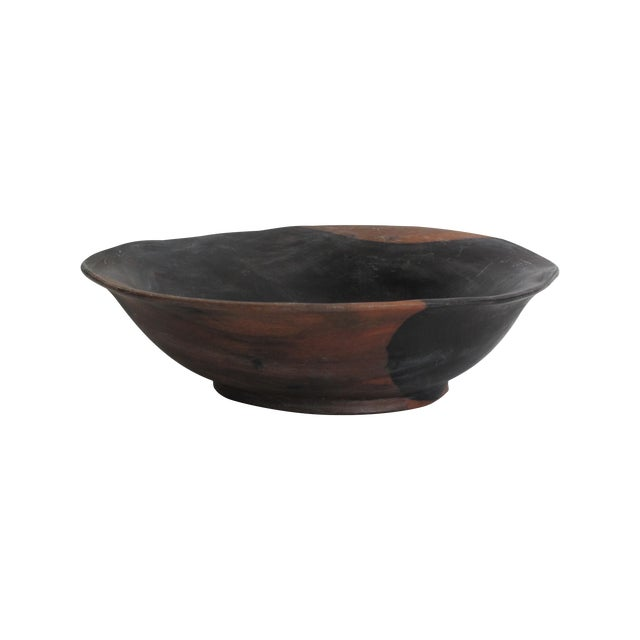 Two-Tone Wood Bowl - Image 1 of 7