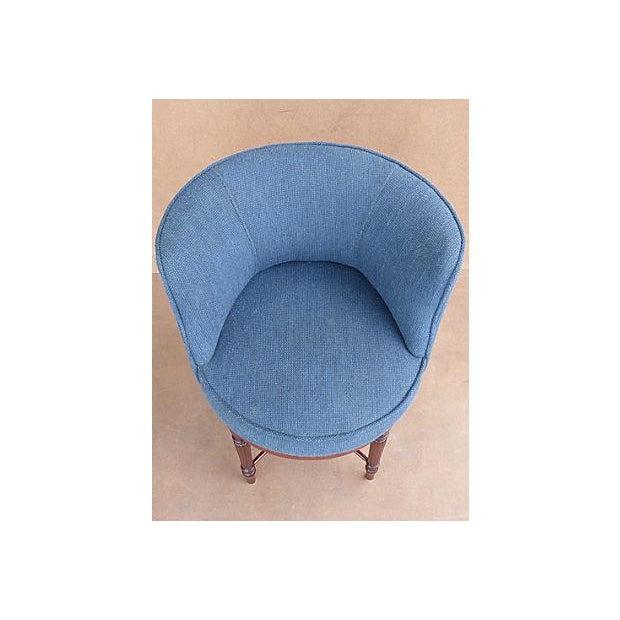 Neoclassical Swivel Vanity Chair - Image 5 of 8