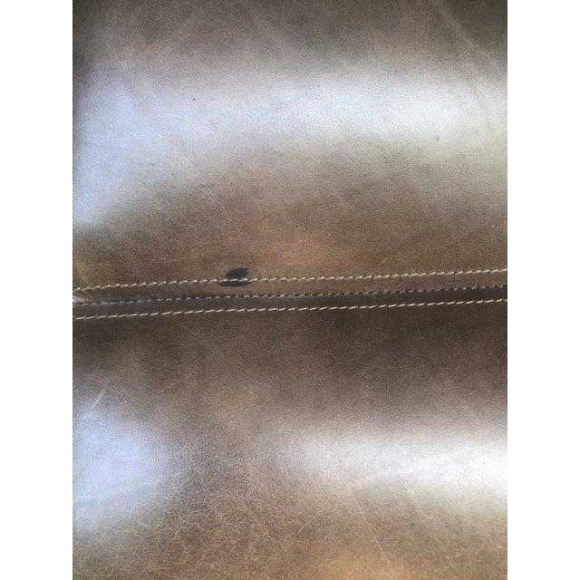 Leather Dakota Jackson Side Chair For Sale - Image 7 of 9