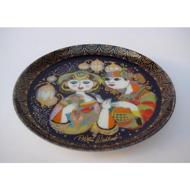 "Rosenthal Bjorn Wiinblad for Rosenthal Studio-Linie ""Aladin"" Series For Sale - Image 4 of 13"