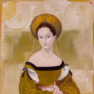 "Honora Jacob ""Katrina"" Oil Painting For Sale"