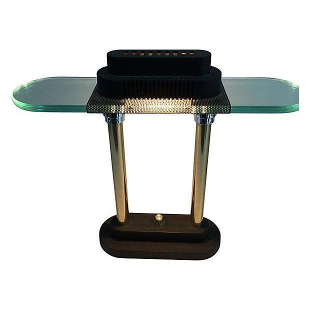 Mid-Century Modern Robert Sonneman for George Kovacs Table Lamp For Sale - Image 3 of 4