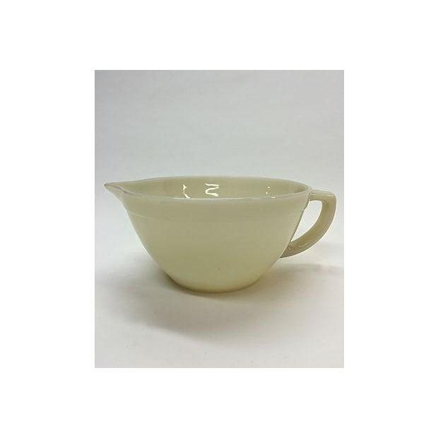 Fire-King Ivory Batter Bowl - Image 2 of 3