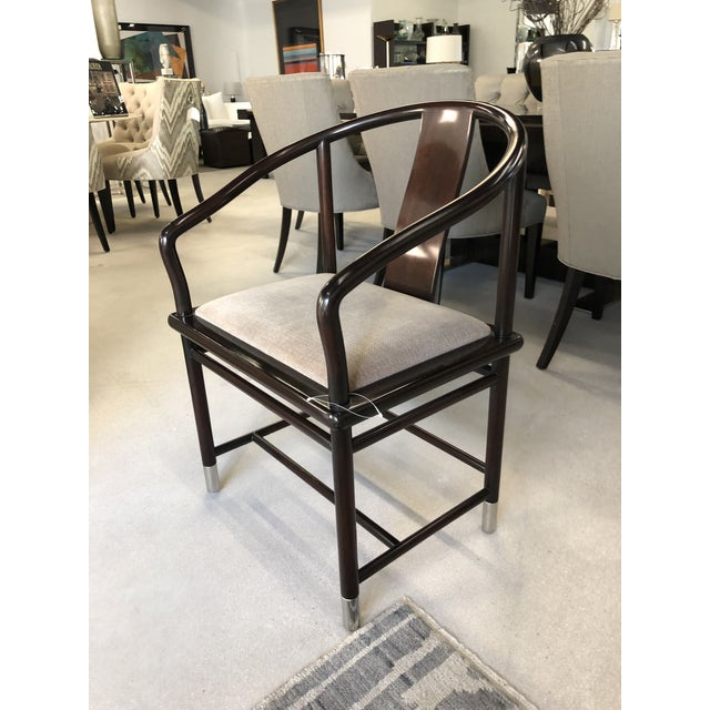 1990s 1990s Brueton Ming Inspired Chairs - Set of 4 For Sale - Image 5 of 13