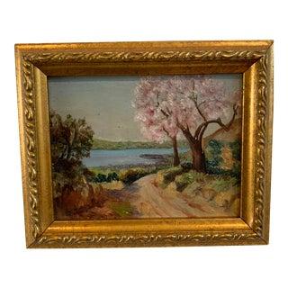 Vintage New Landscape Paintings For Sale Chairish