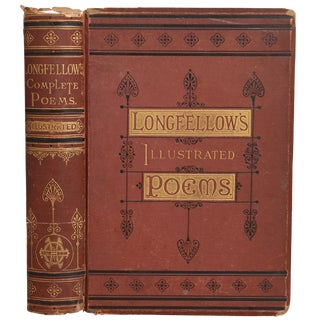 Poems of Henry Wadsworth Longfellow For Sale