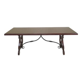 Theodore Alexander Castle Bromwich Dining Room Table For Sale
