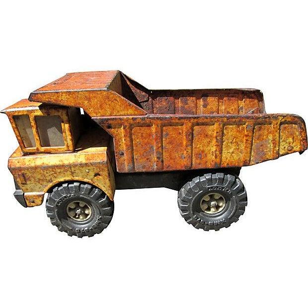 Rustic Tonka Dump Truck - Image 1 of 3