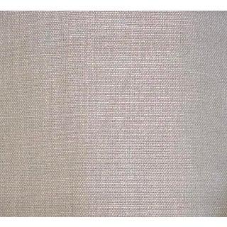 Ralph Lauren Honoria Golden Linen Upholstery Fabric For Sale