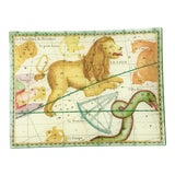Image of Signed John Derian Constellation Plate For Sale
