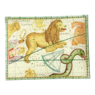 Signed John Derian Constellation Plate For Sale