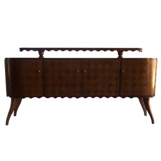 20th Century Paolo Buffa Credenza For Sale