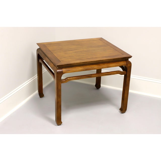 Century Chin Hua Raymond Sobota Asian Chinoiserie Accent Table For Sale - Image 9 of 9