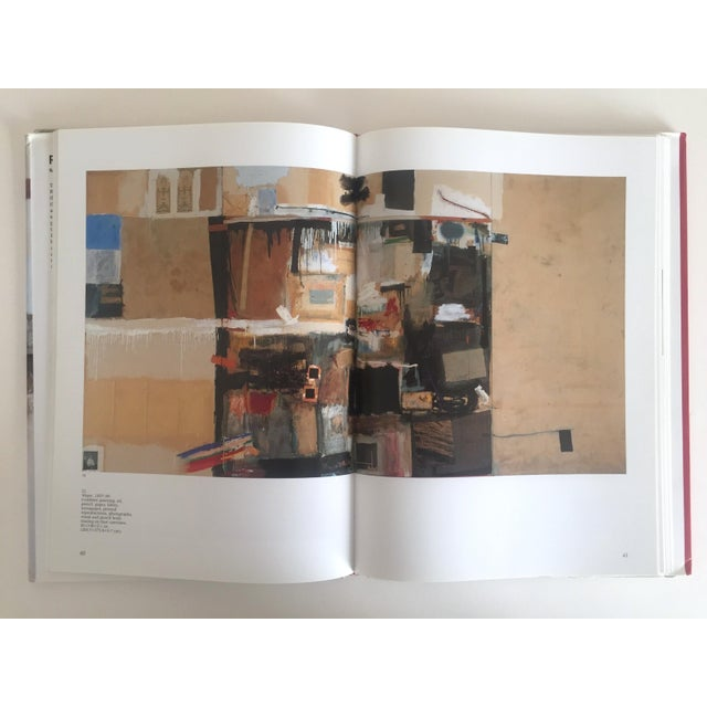 """""""Robert Rauschenberg"""" 1st Edition Vintage 1999 Collector's Art Book For Sale - Image 9 of 11"""