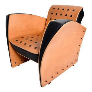 Ron Arad Contemporary Modern Fauteuil Crust Arm Chair For Sale