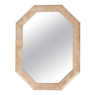 Shagreen Mirror For Sale