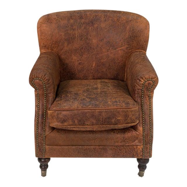 Sarreid Ltd. Putnam Arm Chair - Image 1 of 5