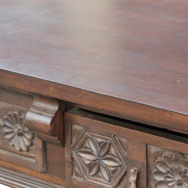 Spanish Colonial Style Console Table - Image 6 of 6