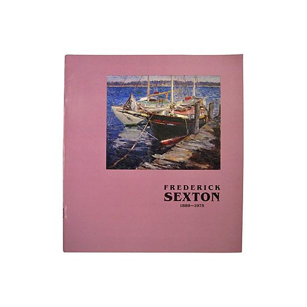 Frederick Sexton Painting - Autumn in Connecticut For Sale - Image 4 of 4