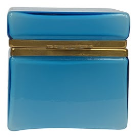 Image of Newly Made Turquoise Boxes