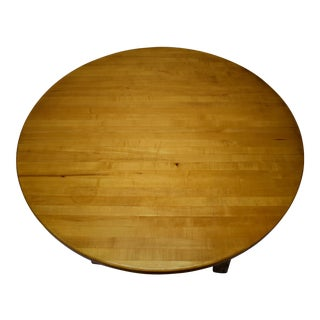 Maple Butcher's Block Style - Table Top Only For Sale