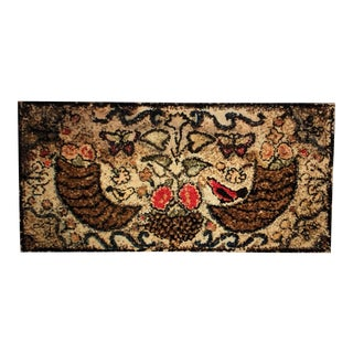 19th Century Cut Lace Hook Textile Wall Art on Linen For Sale