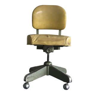 1960's Industrial Office Chairs For Sale