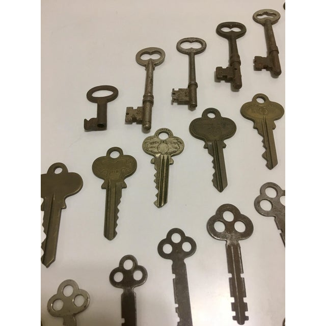 Collection of Antique Keys - Set of 75 - Image 5 of 9