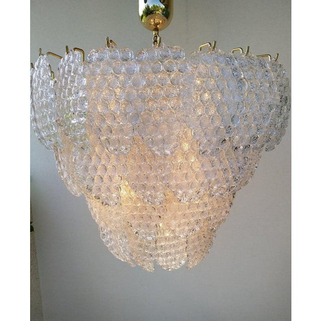 A very Exquisite vintage Murano glass chandelier A very Exquisite & never seen before in my 20 years Vintage decoration...