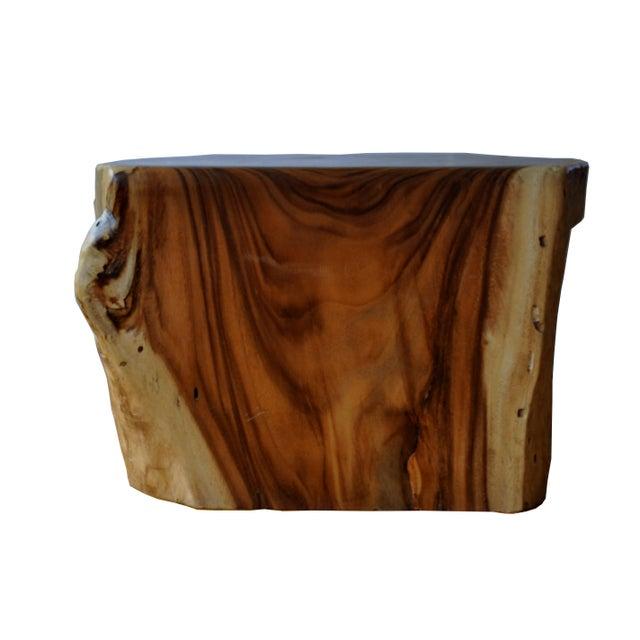 Boho Chic Boho Chic Acacia Coffee Table For Sale - Image 3 of 10