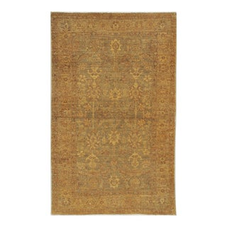 Peshwar Hand Knotted Rug 3' X 5' For Sale
