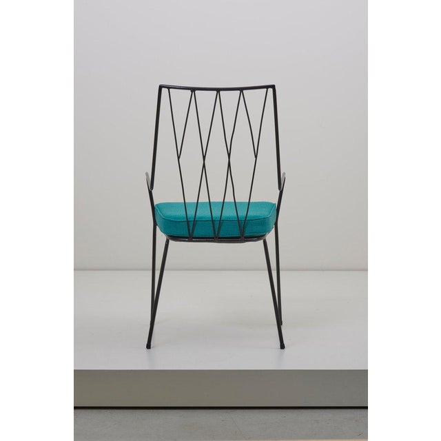 Set of Four Paul McCobb Pavilion Collection Chairs for Arbuck, Usa, 1953 For Sale - Image 11 of 13