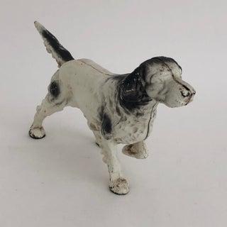 Vintage Cast Iron Retriever Pointer Dog Doorstop Preview