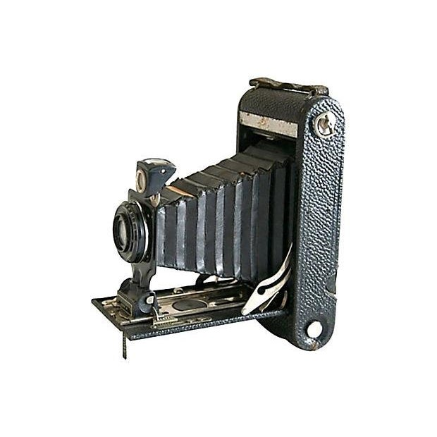 Antique Kodak Autographic No.2-C Folding Camera - Image 2 of 7