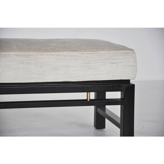 Dunbar Bench by Edward Wormley For Sale - Image 9 of 10