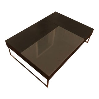 Bo Concept Chiva Black Coffee Table