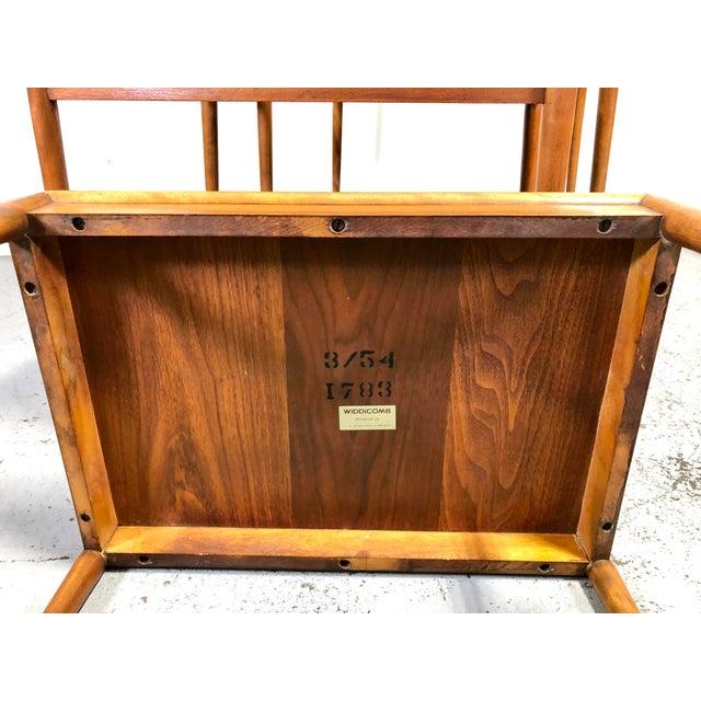 t.h. Robsjohn-Gibbings Nesting Tables for Widdicomb - Set of 3 For Sale - Image 11 of 13