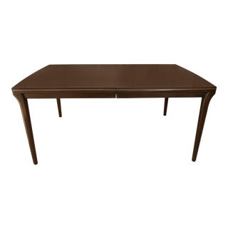 Mahogany Extension Dining Table by John Widdicomb For Sale