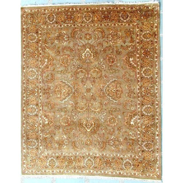 Pasargad Tabriz Lamb's Wool Area Rug - 10' X 14' - Image 2 of 3