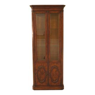 Theodore Alexander Regency Mahogany Cabinet For Sale