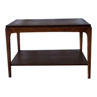 Mid Century Modern Lane Rhythm End / Side Table For Sale