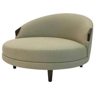 Vintage Mid Century Adrian Pearsall Havana Lounge Chair For Sale