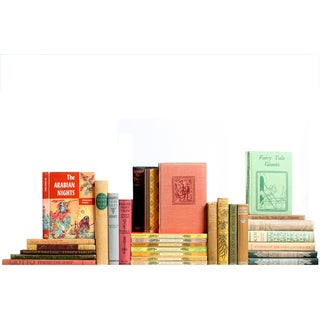 Children's Fiction & Fantasy Library - S/30