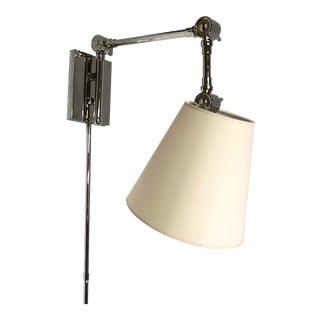 Visual Comfort Suzanne Kasler Graves Wall Swing Lamp For Sale