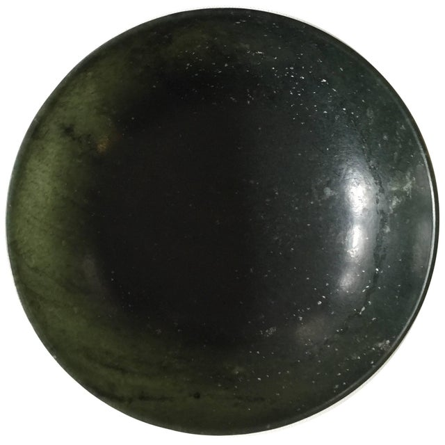 19th Century Antique Chinese Jade Bowl For Sale In New York - Image 6 of 6