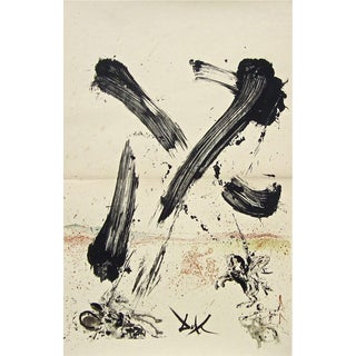 Salvador Dalí­ Attack on the Windmills 1957 For Sale