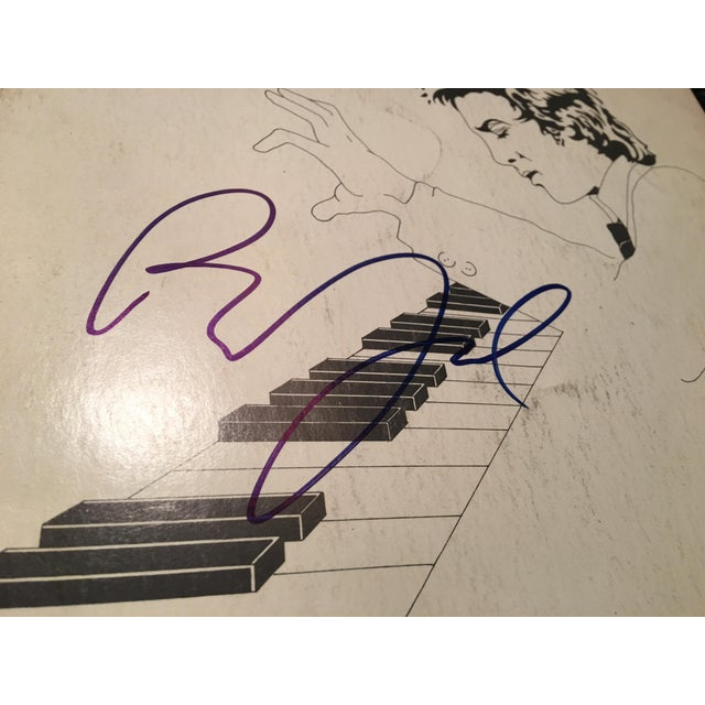 Autographed Billy Joel 1977 Tour Program Signed By Billy Joel.This Autograph Was Obtained In Person Directly From Billy...