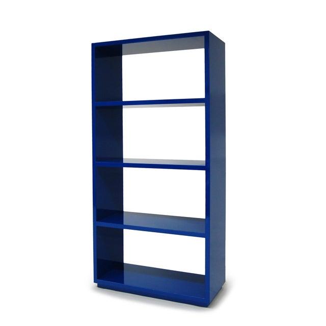 Naula Naula Jay Bookcase Four Lacquered Shelves For Sale - Image 4 of 5
